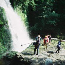 Lorna Doone - Film - Waterfall location