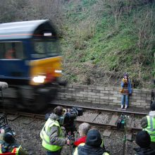 BBC Casualty The Train Game 3