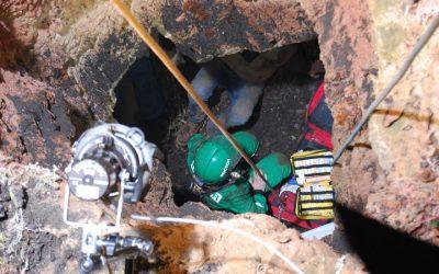 Extreme environments - Underground safety